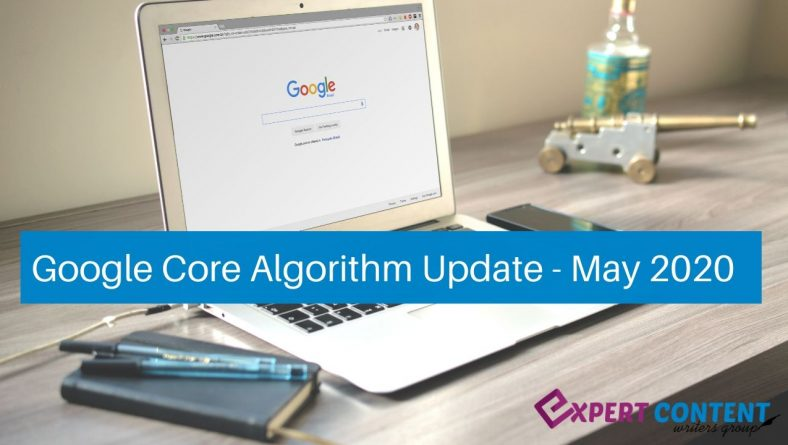 Google Core Update- Why websites must opt for Content Writing Services